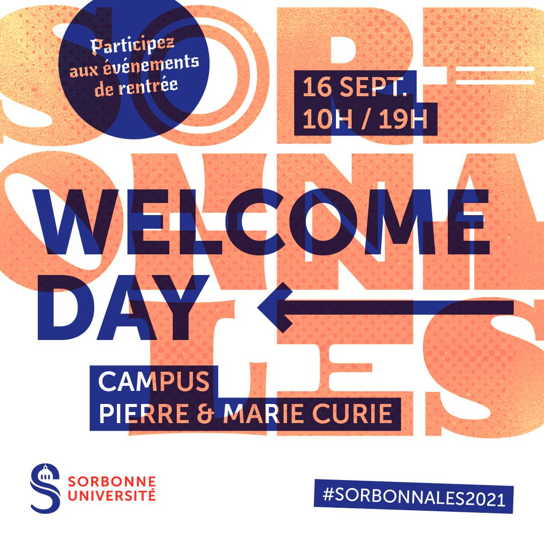 Illustration Welcome Day 2021